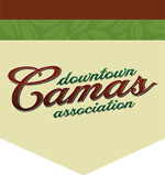Downtown Camas | Shops, Restaurants, Events in Camas, WA Logo